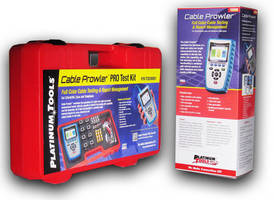 Cable Tester offers diverse diagnostic capabilities.