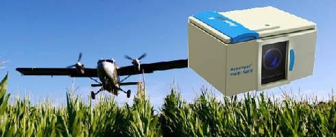VNIR-SWIR Sensor covers 400-2,500 spectral range.