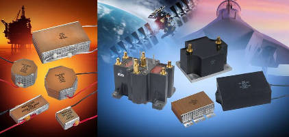 Stacked SMPS MLCCs offer customization options.
