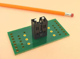 Board-To-Board Power Pin Connectors offer 60 A current rating.