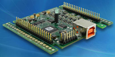 DAQ Boards are designed for OEM and embedded applications.