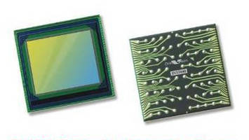 Image Sensor and Processor target automotive applications.
