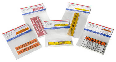Solar Equipment Labels conserve time and foster code compliance.