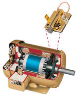 Electric Motors incorporate bearing protection for extended life.