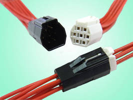 Wire-to-Wire Connectors offer smaller diagonal diameters.