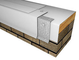 Pre-Manufactured Drip Edge reduces labor and installation time.