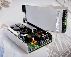Power Supply Units offer high power in compact, 1U package.