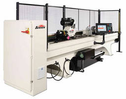 Precision Small Diameter Honing System handles small-bore parts.