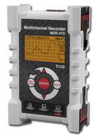 Temperature Recorder provides multichannel measurement.