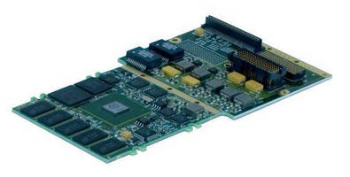 Rugged XMC SBC brings ARM architecture to harsh environments.