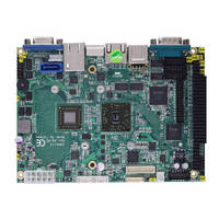 Fanless Embedded SBC includes PC/104 for ISA bus expansion.