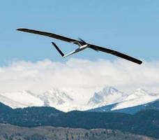 Commercial/Civil UAV runs primarily on solar power.