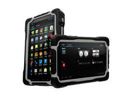 Android Tablet Computer targets industrial marketplace.