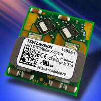 Auto-Tuning 60 A POL Converter features PMBus communication.