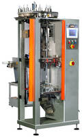 Multilane Stickpack Machine combines laser scoring and marking.