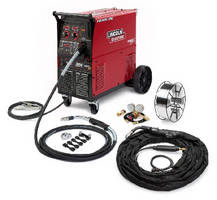 MIG Push-Pull Welding Systems target specific industries.