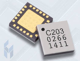 SP4T Non-reflective Switch offers insertion loss of 2.4 dB.
