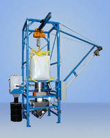 Bulk Bag Discharger helps maximize production efficiency.