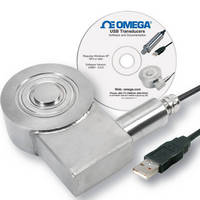 USB Output Load Cells have high-speed, low-profile design.