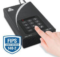 Desktop Drive offers FIPS 140-2 Level 2 validated security.