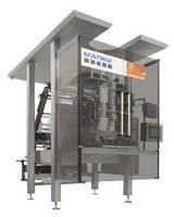 Bagging Machine and Pouch Filler/Sealer are wash down-ready.