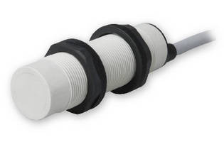 Multi-Voltage Capacitive Sensors offer relay output.