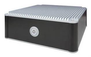 Fanless Embedded System featues Intel® Atom(TM) E3800 processor.