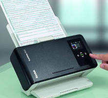 Quiet, Efficient Duplex Scanner helps enhance customer service.