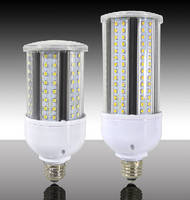 LED Post Top Retrofit Lamps come in 12 and 20 W models.