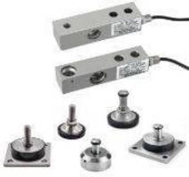 Load Cells feature hermetic sealing.