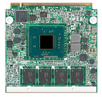 Embedded System Board supports industrial temperature range.