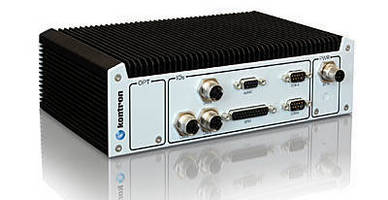 Fanless Transportation Computers serve rolling stock application.