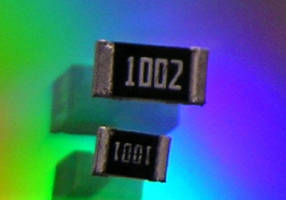 Thin Film Chip Resistors are 100% lead-free.