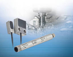 Eddy Current Displacement Sensors target OEM applications.