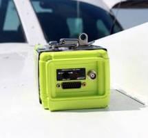 Emercency Locator Transmitter has Cospas-Sarsat and FAA approvals.
