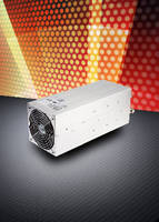 Programmable AC/DC Power Supplies deliver 3,000 Watts.