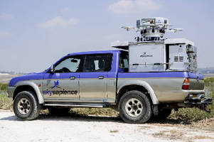 Mobile Tethered Hovering System targets small vehicles.
