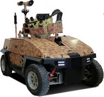 UGV/Robotics Suite reduces in-field personnel requirements.