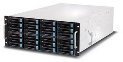 High-Density 4U Rack Server offers balanced computing performance.