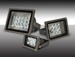 LED Flood Lights deliver narrow beam distribution.