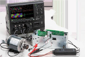 HD Oscilloscopes offer bandwidth up to 1 GHz. .