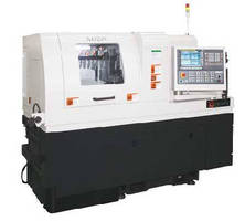 CNC Turning Center suits medical and aerospace applications.