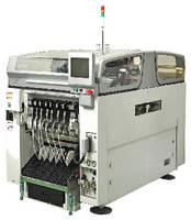 Single-Beam PCB Mounter offers speeds up to 9,000 cph.