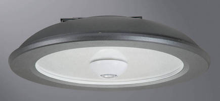 Wireless Lighting Management System increases energy savings.