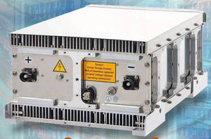 Energy Storage Systems withstand extreme environmental conditions.