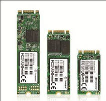 M.2 Solid State Drives offer capacities up to 512 MB.