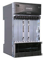 ATCA System accommodates up to 600 W per slot.
