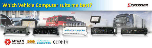 In-Vehicle Computers support ODM/OEM customization services.