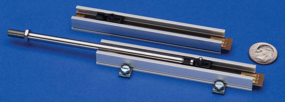 Open Housing Linear Position Sensors mount in enclosed devices.