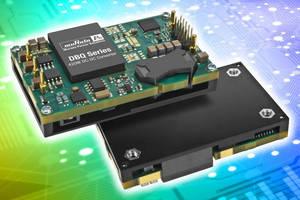 PMBus Compliant 1/4 Brick Converter incorporates 32-bit processor.